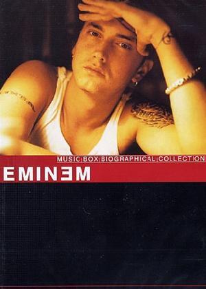 Music Box Biography: Eminem Online DVD Rental
