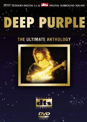 Deep Purple: The Ultimate Anthology: Rock Review 1969-1972 Online DVD Rental