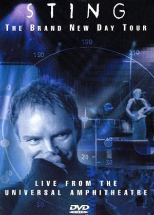 Sting: Brand New Day Tour Online DVD Rental
