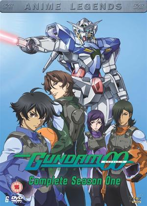 Rent Mobile Suit Gundam 00: Series 1 Online DVD Rental