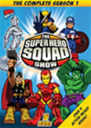 Rent The Super Hero Squad Show: Series 1 Online DVD Rental