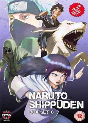 Naruto Shippuden: Vol.8 Online DVD Rental