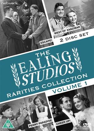 Rent Ealing Studios Rarities Collection: Vol.1 Online DVD Rental