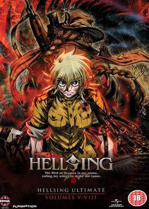 Rent Hellsing Ultimate: Collection 2 Online DVD Rental