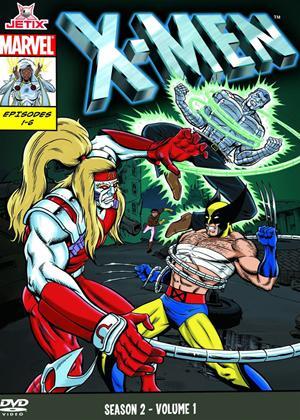 Rent X-Men: Series 2: Vol.1 Online DVD Rental