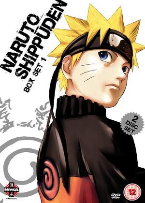 Naruto Shippuden: Vol.1 Online DVD Rental