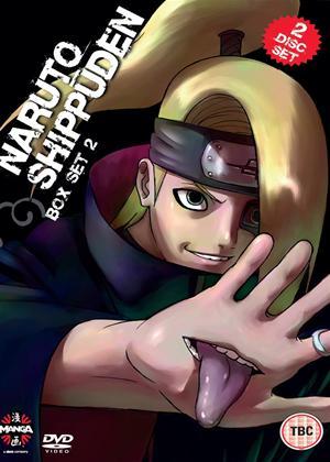 Naruto Shippuden: Vol.2 Online DVD Rental