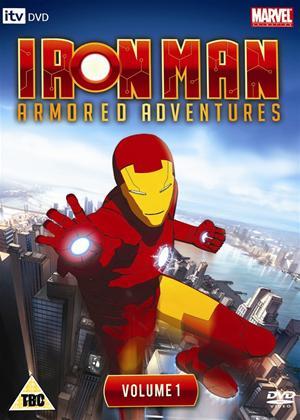 Rent Iron Man Armoured Adventures: Series 1: Vol.1 Online DVD Rental