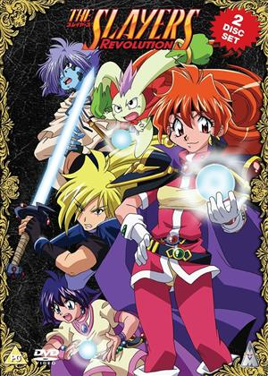 Rent The Slayers Revolution: Series 4: Part 1 (aka Sureiyâzu revolution) Online DVD Rental