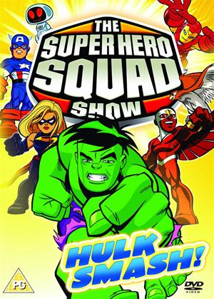 Rent The Super Hero Squad Show: Hulk Smash: Episodes 7 to 11 Online DVD Rental
