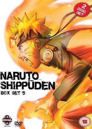 Naruto Shippuden: Vol.5 Online DVD Rental