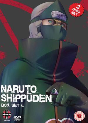 Naruto Shippuden: Vol.6 Online DVD Rental