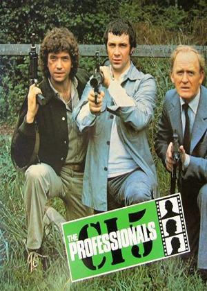 The Professionals: Series 5 Online DVD Rental
