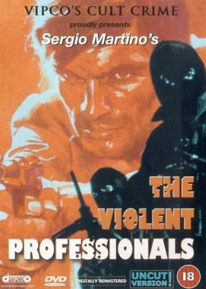 Rent The Violent Professionals Online DVD Rental