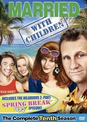 Married with Children: Series 10 Online DVD Rental