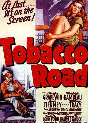 Rent Tobacco Road Online DVD Rental