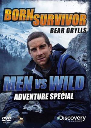 Rent Bear Grylls: Born Survivor: Adventure Special Online DVD Rental