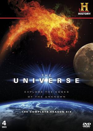 The Universe: Series 6 Online DVD Rental