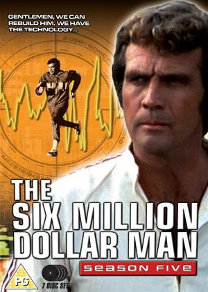 The Six Million Dollar Man: Series 5 Online DVD Rental