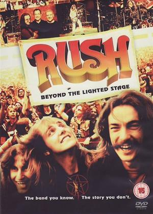 Rush: Beyond the Lighted Stage Online DVD Rental
