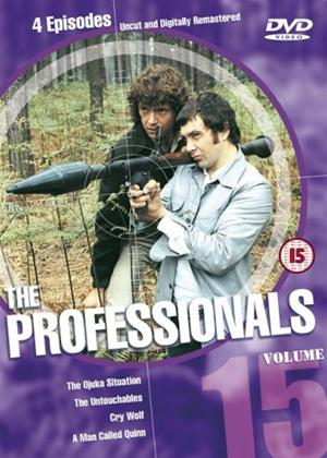 Professionals: Vol.15 Online DVD Rental