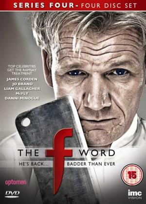 Rent The F Word: Series 4 Online DVD Rental