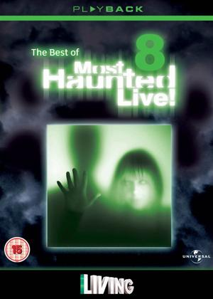 Rent The Best of Most Haunted Live: Vol.8 Online DVD Rental