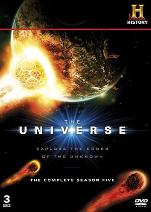 The Universe: Series 5 Online DVD Rental