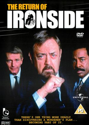 The Return of Ironside Online DVD Rental