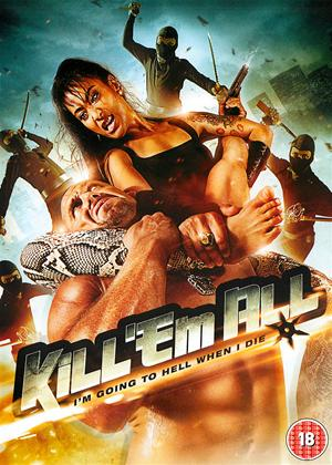 Kill 'Em All Online DVD Rental