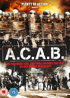 Rent A.C.A.B. (aka A.C.A.B.: All Cops Are Bastards) Online DVD Rental
