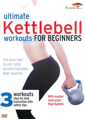Ultimate Kettlebell Workouts for Beginners Online DVD Rental