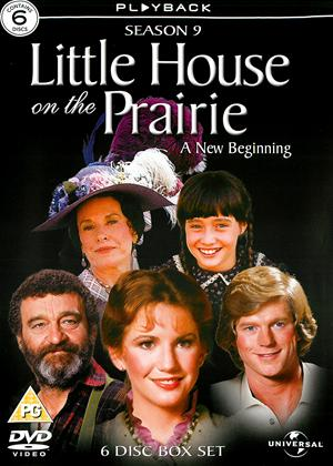 Little House on the Prairie: Series 9 Online DVD Rental