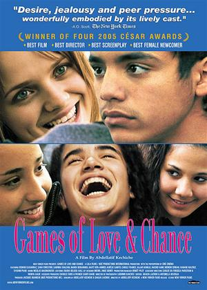 Games of Love and Chance Online DVD Rental