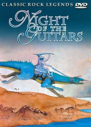 Night of Guitars: Classic Rock Legends Online DVD Rental