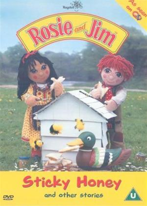 Rent Rosie and Jim: Sticky Honey and Other Stories Online DVD Rental