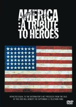 America: A Tribute to Heroes Online DVD Rental