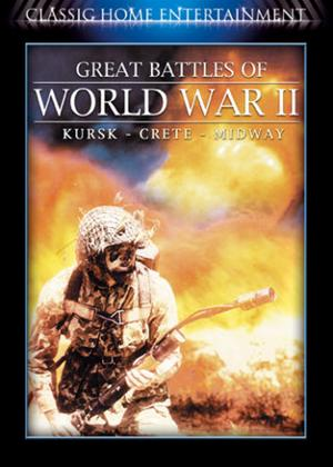 Rent Great Battles of WWII Online DVD Rental