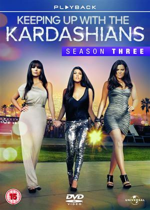 Keeping Up with the Kardashians: Series 3 Online DVD Rental
