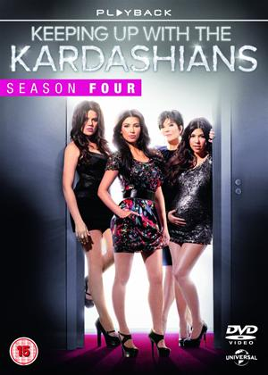 Keeping Up with the Kardashians: Series 4 Online DVD Rental