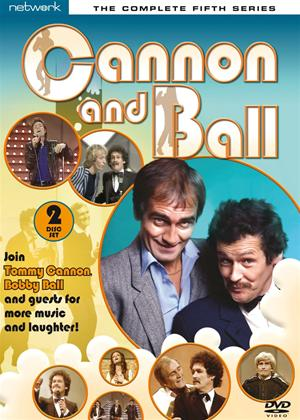 Rent Cannon and Ball: Series 5 Online DVD Rental
