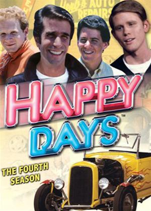 Happy Days: Series 4 Online DVD Rental