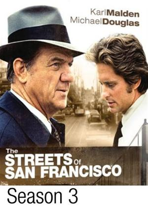 The Streets of San Francisco: Series 3 Online DVD Rental
