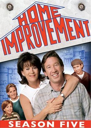 Home Improvement: Series 5 Online DVD Rental