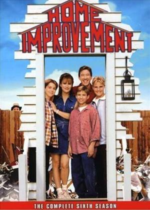 Home Improvement: Series 6 Online DVD Rental
