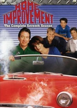 Rent Home Improvement: Series 7 Online DVD Rental