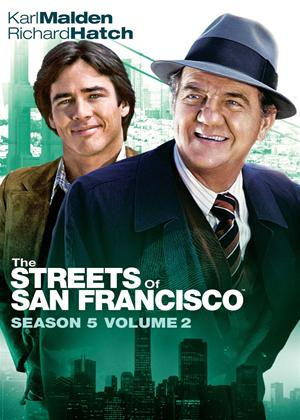 The Streets of San Francisco: Series 5 Online DVD Rental