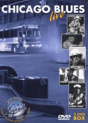 Rent Chicago Blues Live Online DVD Rental