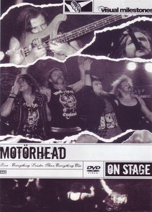 Motorhead: Everything Louder Than Everything Else: Live Online DVD Rental