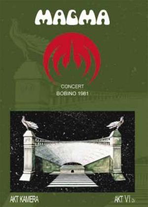Magma: Concert Bobino Online DVD Rental